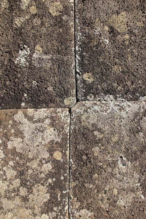 Vinapu, détail de la taille des pierres