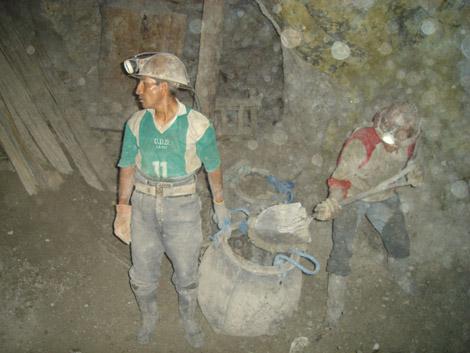 Mineurs de Potosi