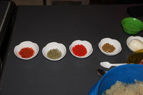 les épices