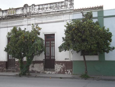 Salta maison