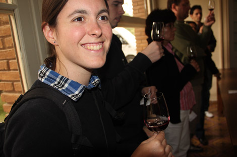 Elodie vin mendoza