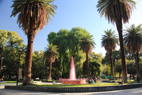 Mendoza place