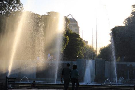 Mendoza fontaine