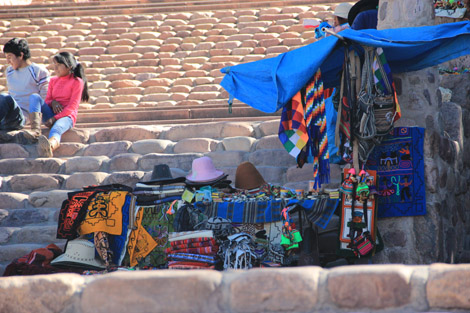 Humahuaca marché
