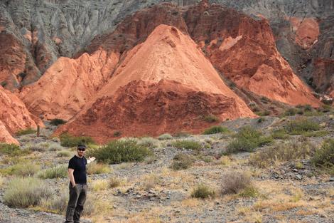 Montagne aux sept couleurs Fabien