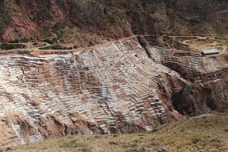 Salinas Pérou