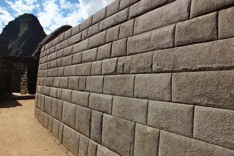 Détail mur