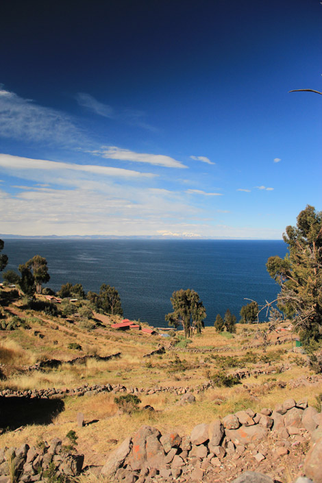 Randonnée Isla Taquile