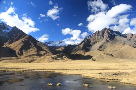 Route Puno - Cusco