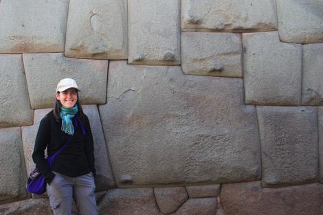 Pierre aux douze angles Cusco