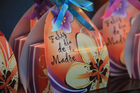 Feliz dia de la madre Bolivie