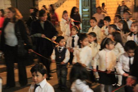 25 Mai Bolivie