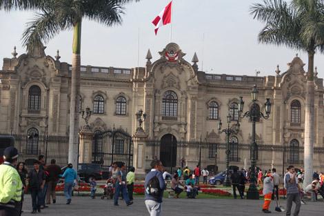 Plaza de Armas Pérou