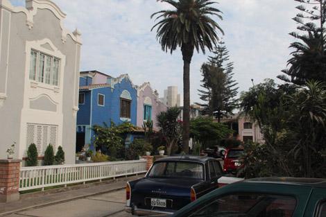 Miraflores Pérou