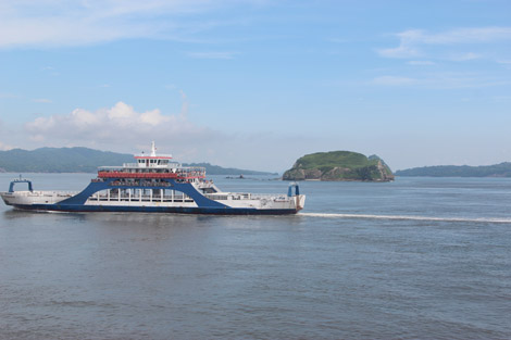 Ferry péninsule Nicoya