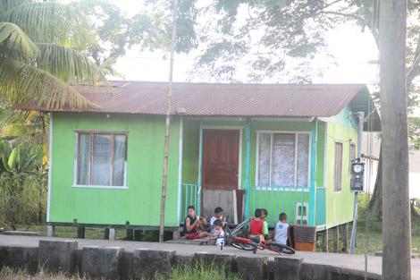 Enfants de Tortuguero