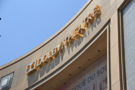 Le Dolby Theatre