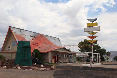 Ancien motel