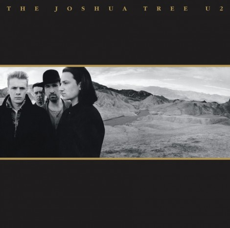 U2, The Joshua Tree, 1987