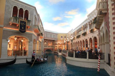 Venise, ses canaux…