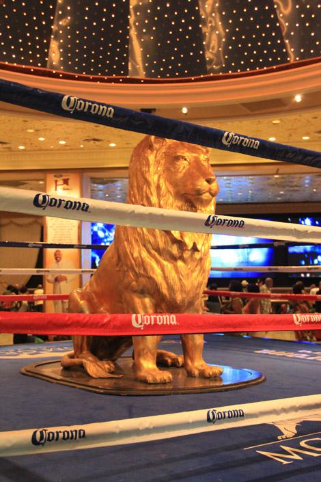 Le lion rugissant des films, vous connaissez?