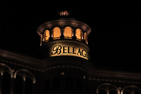 Au Bellagio…