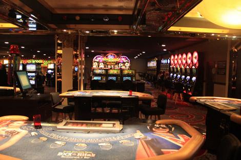 Notre premier aperçu de Vegas…