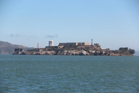 Ainsi que la mythique prison d'Alcatraz