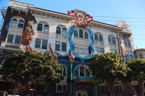 Women's building à Castro