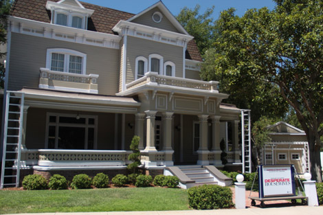 "Une maison de Wisteria Lane (""Desperate Housewives"")"
