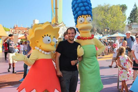 Elles habitent Springfield