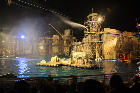 Waterworld…