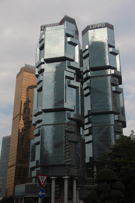D'autres immeubles croisés au hasard