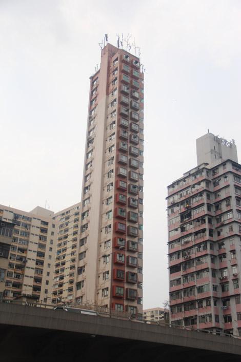 Immeubles d'habitation 2