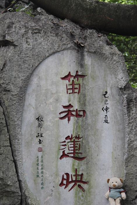 Nestor en Chine
