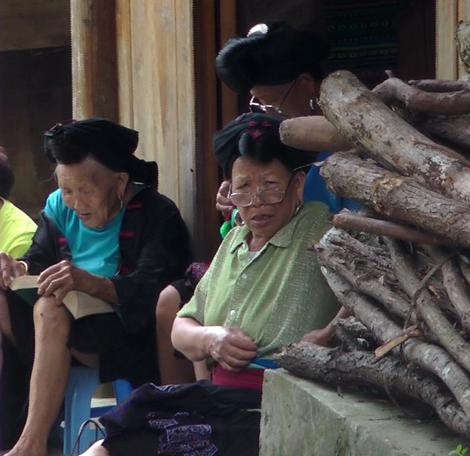 Femmes Yao