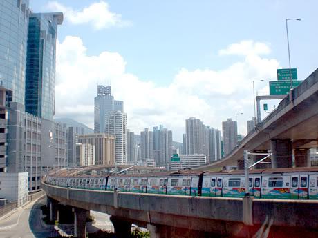 Hong Kong pont