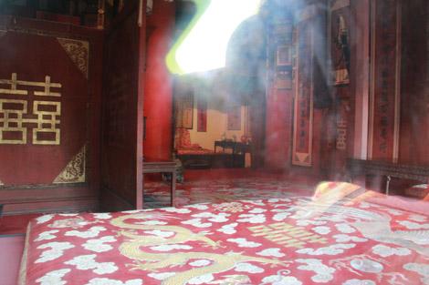 une chambre impériale