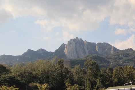 Ballade en montagne