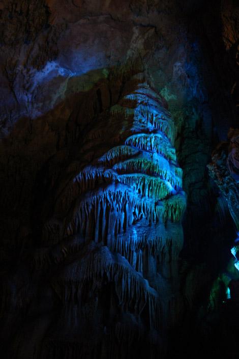 Dans la grotte 1