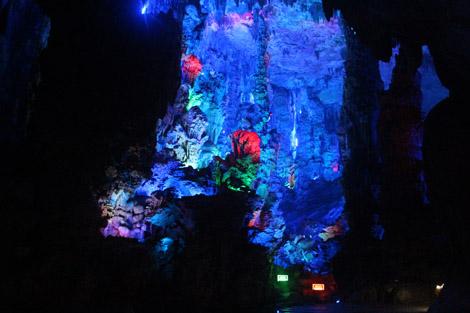 Dans la grotte 2