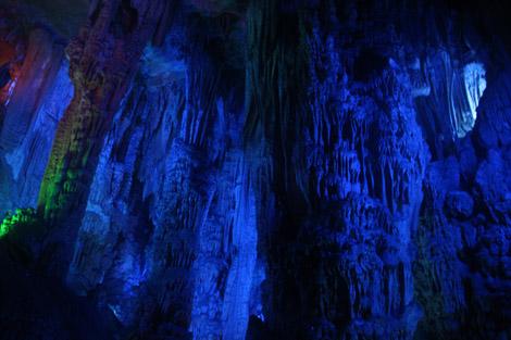 Dans la grotte 7