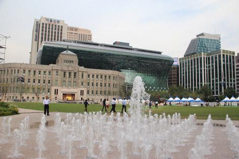 La mairie de Seoul