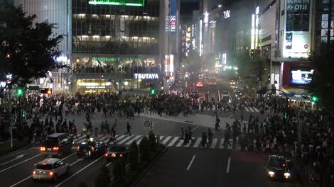 Shibuya avant…