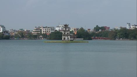 Lac Hanoï vielle ville