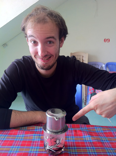 Un café viet !