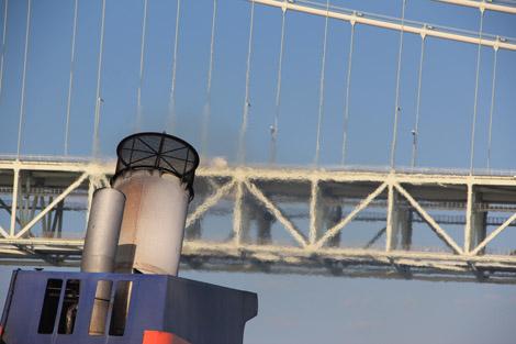 Panstar et pont japonais