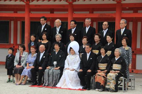 Mariage à Kyoto