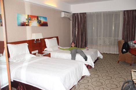 Hôtel en Chine