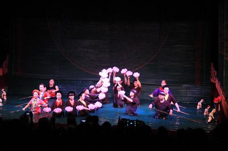Marionnette de Hanoï
